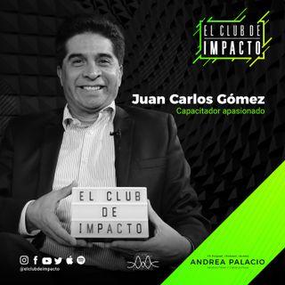 Lo que nadie te dice sobre emprender | Juan Carlos Gómez Balderas | E18T2