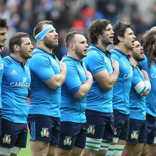 Italia - All Blacks 1° tempo_1^ parte