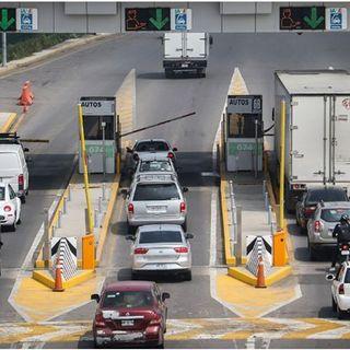 Suben tarifas de carreteras de Capufe