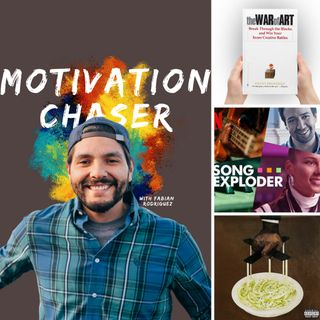 Motivation Chaser | Solo Edition: War of Art, Song Exploder, & Freddie Gibbs