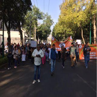 Afectada vialidad en Miguel Ángel de Quevedo