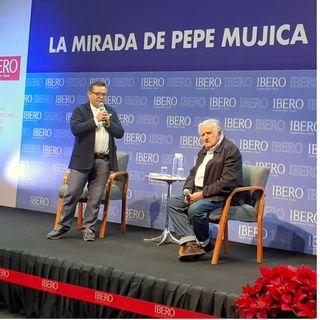 Rechaza José Mujica hablar del gobierno de AMLO