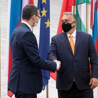 Come nasce, e dove può andare a finire, lo strappo di Polonia e Ungheria sul Recovery Fund