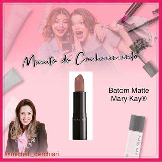 Batom Matte Mary Kay®