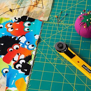 How to Use a Rotary Cutter and Tips For Sewing