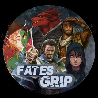 AoO: LIVE Michele Antonio Grasso, Emily Taylor From The Australian Live Stream Fates grip 5e Home brew campaign