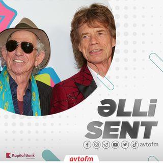 Keith Richards və Mick Jagger | Əlli sent #75