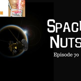 Goodbye Cassini - Space Nuts with Dr. Fred Watson & Andrew Dunkley Episode 70