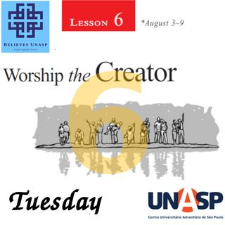 Sabbath School Aug-6 Tuesday