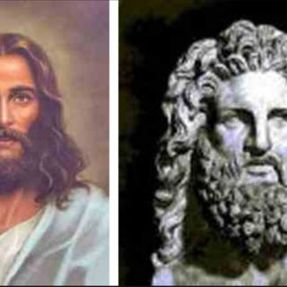 Revelation 1:1-4 (why does Revelation compare Jesus to Zeus?)