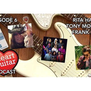 Episode 6: Rita Haney, Tony Mosley, Frank Iero