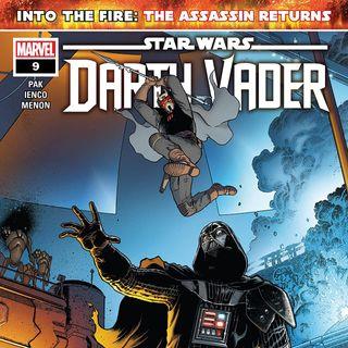 Star Wars Splash #216 -- As the World Falls Down