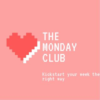 The Monday Club (Season 2) #10 - Christmas Special with a very special guest!