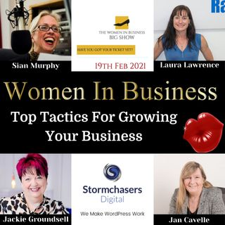 Top Tactics For Growing Your Business With Jan Cavelle