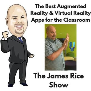 Episode 40 - The Best AR & VR Apps for the ESL Classroom