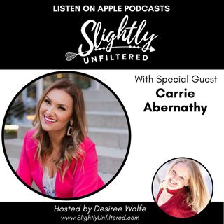 Ditching Guilt and Screwing Perfection with Carrie Abernathy