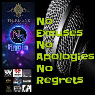 n3radio Presents: No Excuses, No Apologies, No Regrets with Beachball & Stacy