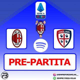 PRE PARTITA | MILAN-CAGLIARI