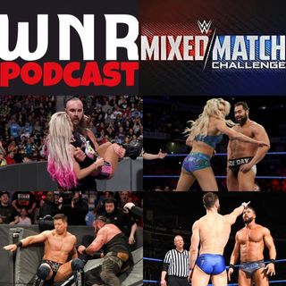 WNR PODEXTRA WWE MIXED MATCH CHALLENGE PART 2