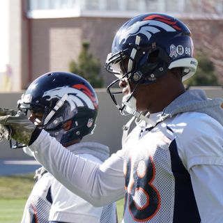 Episode 35: Lynch set to start for Broncos against Jacksonville as team promotes Kalif Raymond