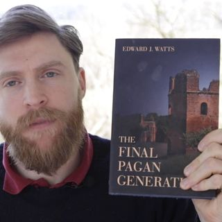 The Final Pagan Generation - a book about Rome's last pagans