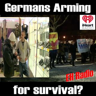 Morning moment Germans Arming themselves Nov 23 2017