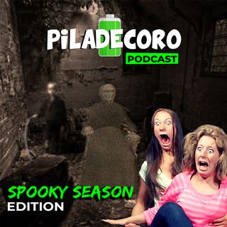 Piladecoro | EP 01 -  Coronormal Activity ft. Gladys y Gregorio The Ghost