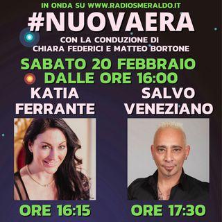 #NUOVAERA con Katia Ferrante, Simone Gianlorenzi, Salvo Veneziano