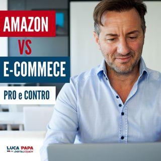 5 criteri per scegliere se VENDERE su AMAZON o su un sito E-COMMERCE