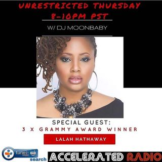 Unrestricted 3/3/16 featuring Lalah Hathaway