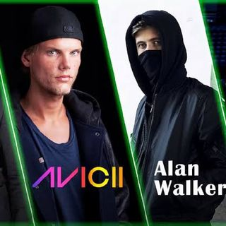 Avicii, Alan Walker, David GÜETA, Etc