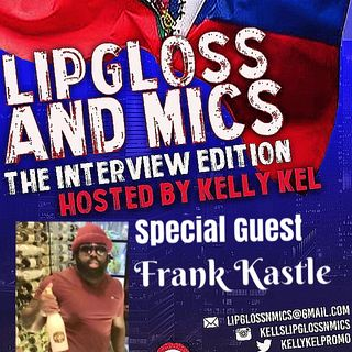 LipglossNMics sits with Frank Kastle in Miami