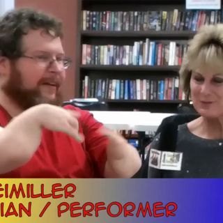 It's Just a Joke: the Comedy of Ryan Niemiller, an interview on the Hangin With Web Show