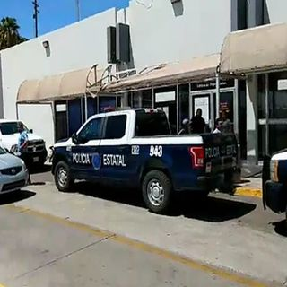 Se amotinan migrantes en Mexicali