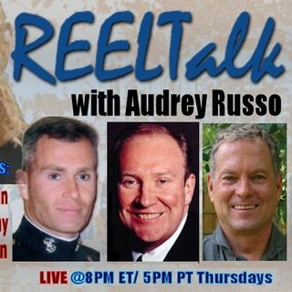 REELTalk: Author LTC Buzz Patterson, Columnist Andrew McCarthy and MAJ Fred Galvin