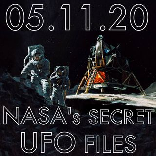 "NASA's ""Secret"" UFO Files 