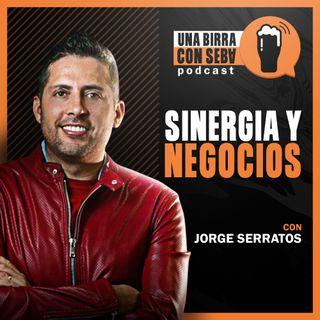 Episodio #16 I ¿Cómo hacer crecer tu Marca Personal? - Conversando con Jorge Serratos