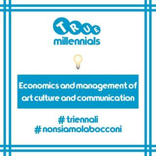 Bocconi-economics and management for art culture and communication