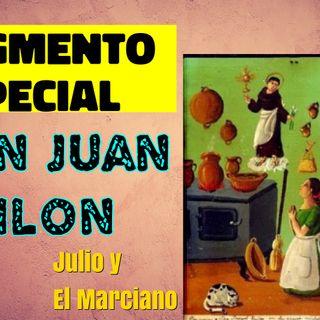 Especial: San Pascual Bailon.