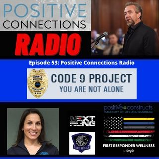 "The Code 9 Project: ""YOU ARE NOT ALONE"" Brandielee Baker"