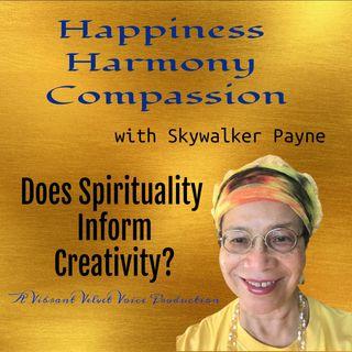 Does Spirituality Inform Creativity?