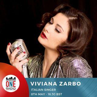 Viviana Zarbo attrice e cantante ecco il suo primo album : ecco la mai esperienza a Londra ....