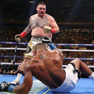 Sports-Cast - Capitulo 3 | Analisis del triunfo por KO de Andy Ruiz Sobre Anthony Joshua