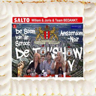 De àllerlaatste aflevering van De Stem van de Straat bij SALTOTV.