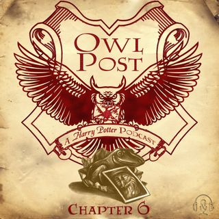 Chapter 006: The Journey from Platform Nine and Three-quarters