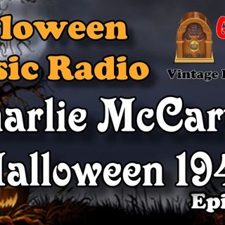 Charlie McCarthy Halloween 1944 Special | Good Old Radio #podcast #halloween #ClassicRadio