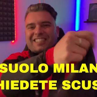 SASSUOLO MILAN 1 2 CHIEDETE SCUSA AI RAGAZZI 😍