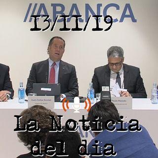 Abanca adquiere Caixa Geral para continuar su internacionalización | La Noticia Del Dia