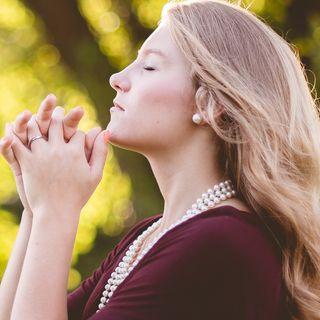 Oración para soltar a los seres queridos