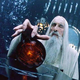21. La voce di Saruman. Il Palantir